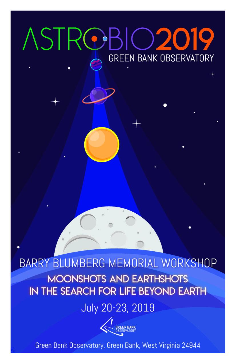 Astrobiology Conference poster