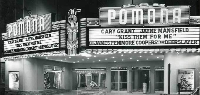 Venue Info Fox Theater Pomona