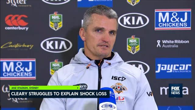 Cleary: We didn't do enough