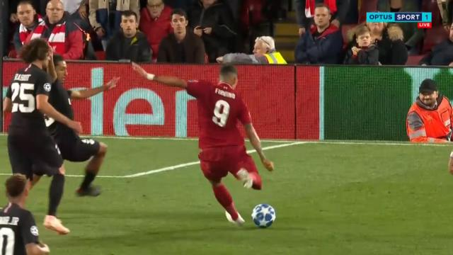 Firmino breaks PSG hearts