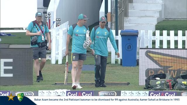 Khawaja limps into day four