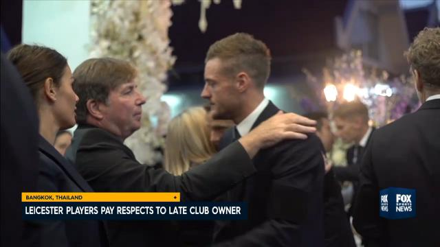 Leicester farewell owner
