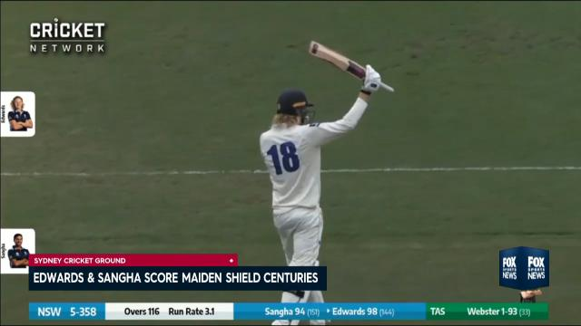 Youngsters nab tons for NSW