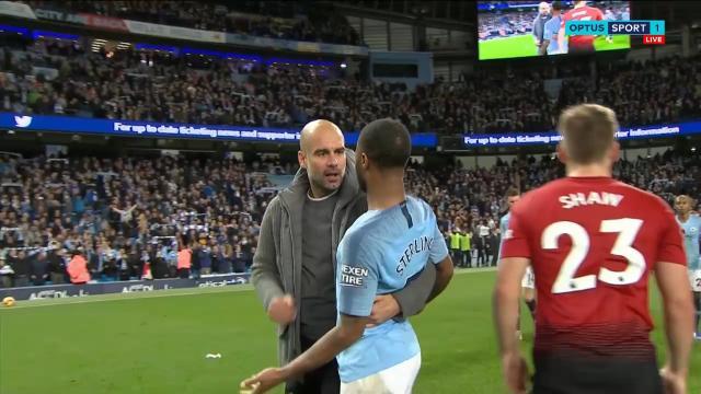 Sterling rubs it in