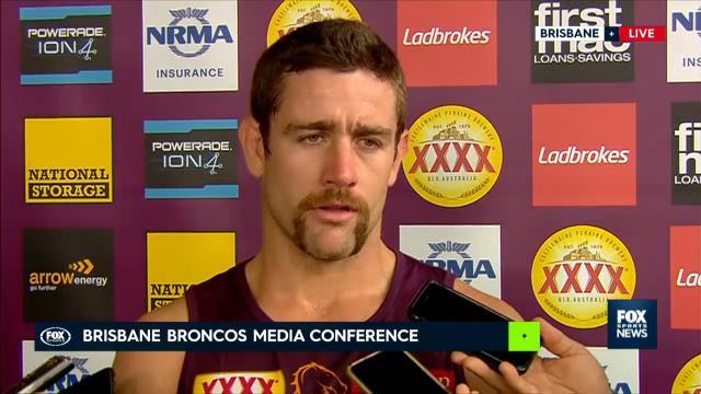 Macca talks Broncs changes