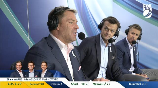 Warne: 'It's a cop out'
