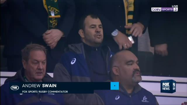 Cheika to front RA board