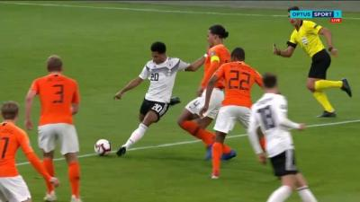 Euro 2020 qualifying wrap: Croatia stunned, Netherlands and Germany face off