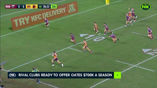 Clubs surrounding Oates