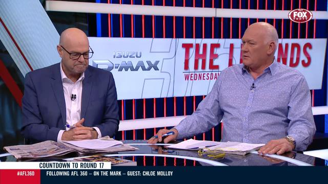 Maclure strikes Chris Judd