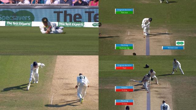 Four moments that cost AUS