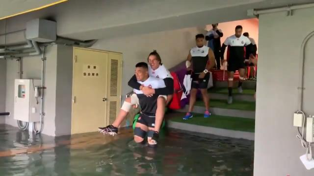 Rugby or swimming training?
