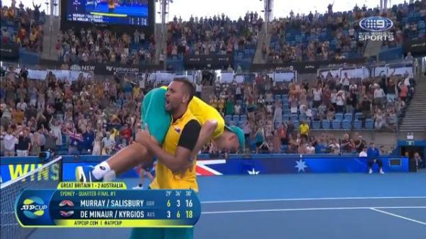 ATP Cup LIVE quarter-finals coverage