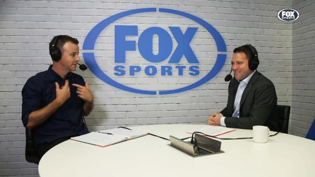Fox Sports chats with the FFA CEO