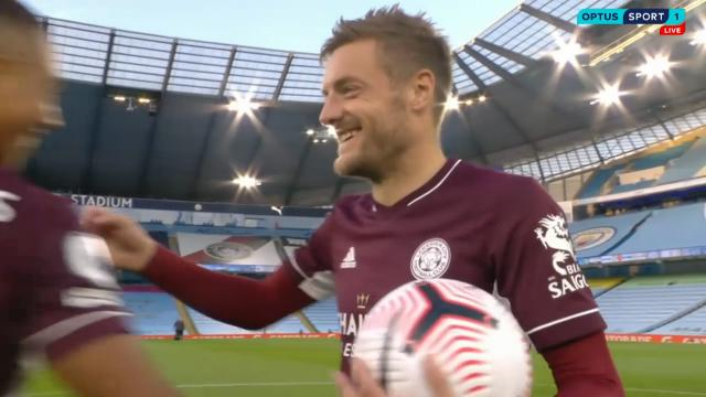 Vardy's hat-trick in Foxes wins