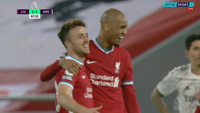 Liverpool defeat Arsenal