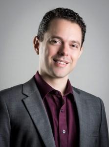 Jean Frédéric Pluvinage - Diretor da FoxTablet