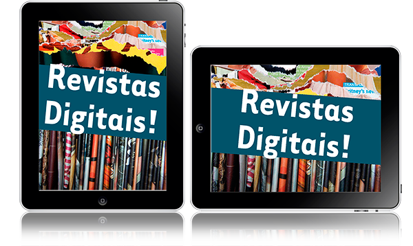 Revistas digitais para tablets