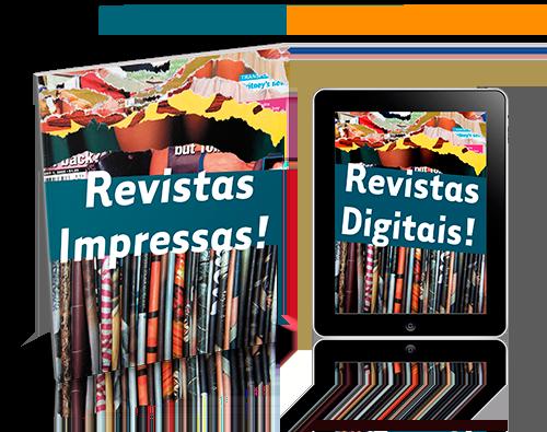 Soluções híbridas: publicação impressa e digital