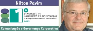 Nilton Pavim: Comunicação e Governança Corporativa