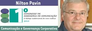 Nilton Pavin - Comunicação e Governança Corporativa