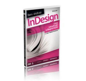 DVD Bem-Vindo ao InDesign - Uma introdução à diagramação