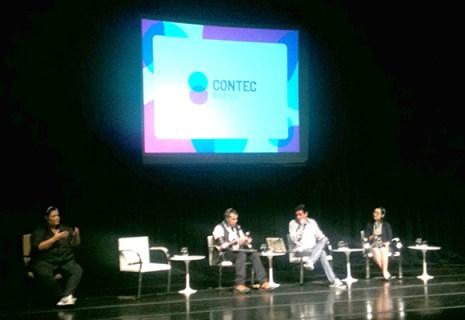 Contec Brasil - Junko Yokota - Sergio Pavarini