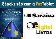 Ebook Música Visual de Filipe Salles na Saraiva