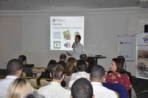 Palestra de Jean Pluvinage sobre marketing de conteúdo e storytelling