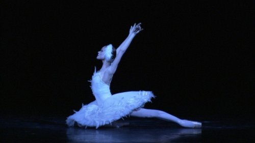 Ulyana Lopatkina as The Dying Swan