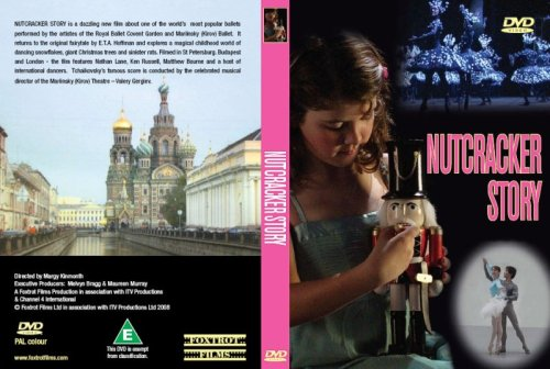 Nutcracker Story on DVD