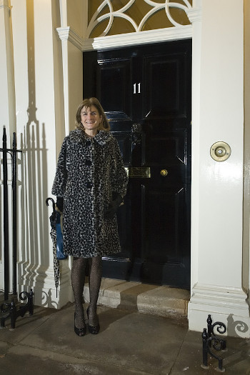 Kinmonth at No.11 Downing Street and to celebrate Dress for Success London's 10th anniversary