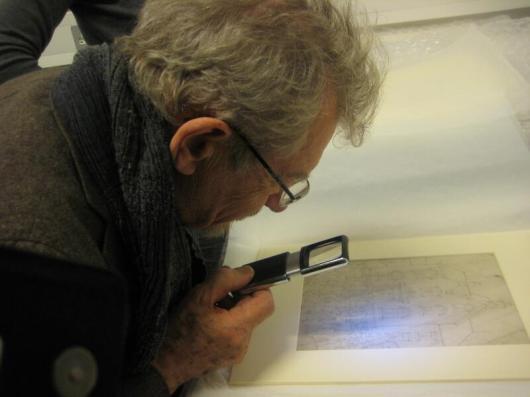Ian McKellen in Lowry archive