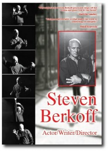 Steven Berkoff on DVD