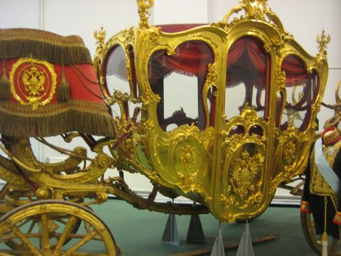 Catherine the Great's Carriage