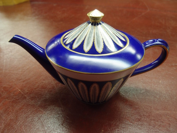Princess Margaret's Teapot