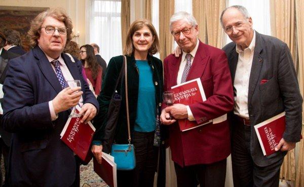 Philip Bergson, Margy Kinmonth, Tony Palmer, David Sigall