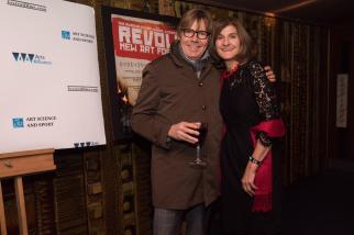 James Butterwick at Curzon Mayfair Premiere