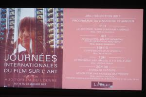10th Journees Internationales du Film sur l'Art