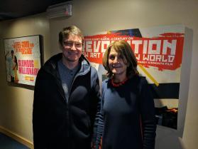 Ildar Galeyev and Margy Kinmonth