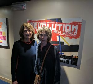 Mary Kinmonth and Maria Kulagina