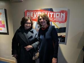 REVOLUTION - Zelfira Tregulova and Margy Kinmonth
