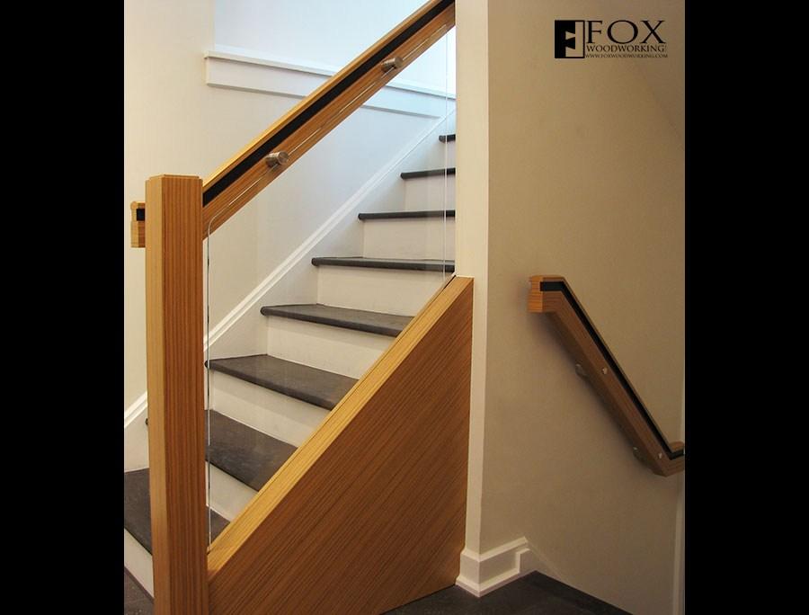 Stairs Fox Woodworkingfox Woodworking | Teak Wood Staircase Railings | Wood Frame | Hand | Sitout | Wood Carving | Lakdi
