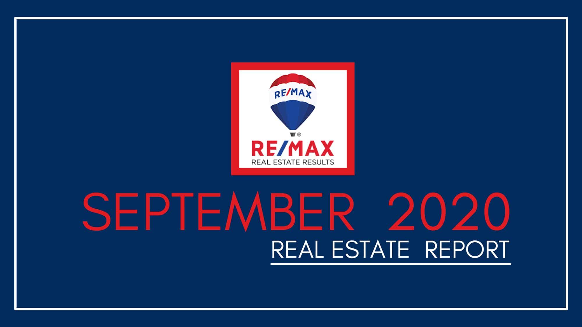 September Market Reports 2020