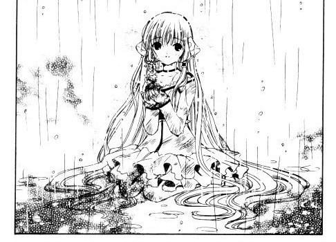 Resultado de imagem para chobits manga art
