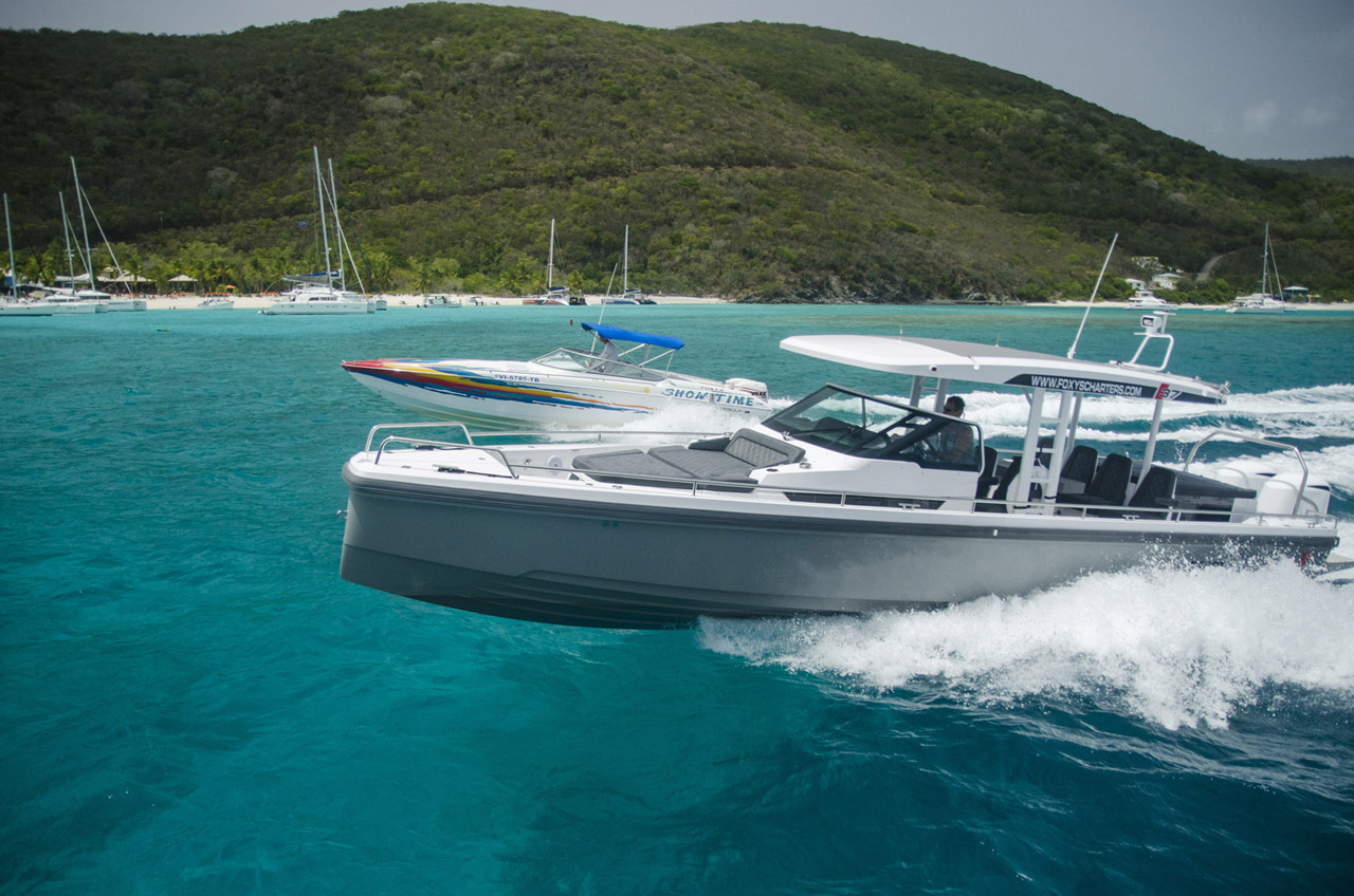 BVI Water Taxi BVI Water Taxi Amp Boat Charters Foxys