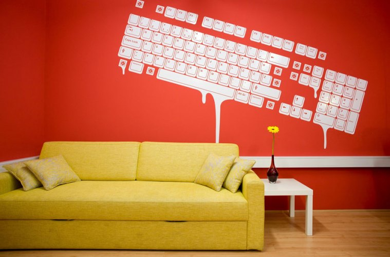 Creative Ideas For Unique Look On Your Walls At Home - Foynd