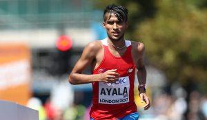 Derlys Ayala, atleta paraguayo. (Foto: @gettyimage)