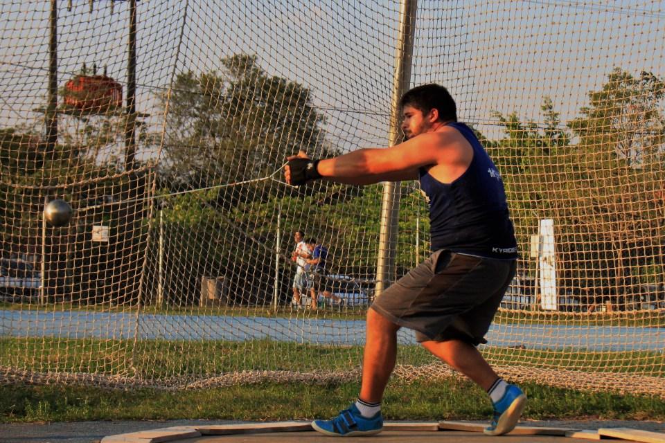 Santiago Sasiain (lanzamiento de martillo)