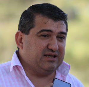 Luis Yd, intendente de Encarnación.